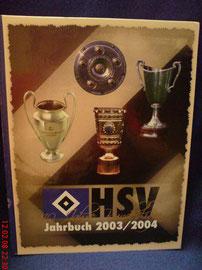 HSV-Jahrbuch 2003/2004
