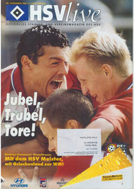 18.12.1999 Nr.8 HSV-MSV Duisburg