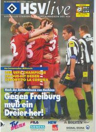 04.11.2000 Nr.6 HSV-SC Freiburg
