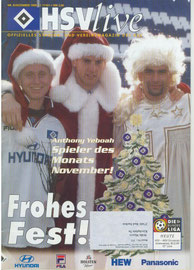 03.12.1999 Nr.7 HSV-Eintracht Frankfurt