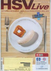 02.09.2007 Nr.2 HSV-Bayern