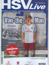 Nr.2 11.09.2010 HSV-1.FC Nürnberg
