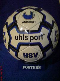 HSV-Fussball von Uhlsport