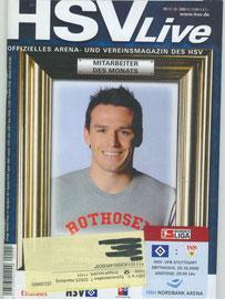 29.10.2008 Nr.5 HSV-Stuttgart