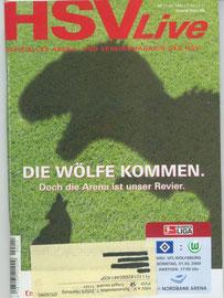 01.03.2009 Nr.11 HSV-Wolfsburg