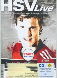 08.11.2008 Nr.6 HSV-Dortmund