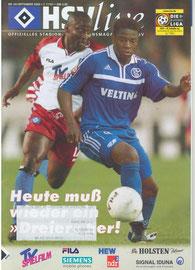 30.09.2000 Nr.4 HSV-Schalke