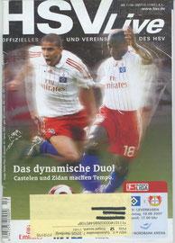 19.08.2007 Nr.1 HSV-Leverkusen