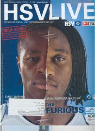 16.10.2004 Nr.4 HSV-Arminia Bielefeld