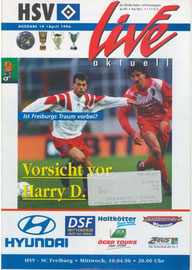 10.04.1996 Nr.14 HSV-SC Freiburg