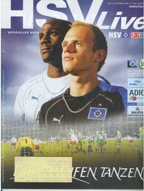 15.10.2005 Nr.5 HSV-VFL Wolfsburg
