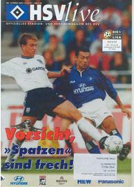 11.03.2000 Nr.12 HSV-SSV Ulm