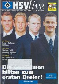 04.08.2001 Nr.1 HSV-VFB Stuttgart