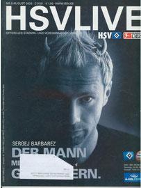 24.08.2003 Nr.2 HSV-FC Bayern