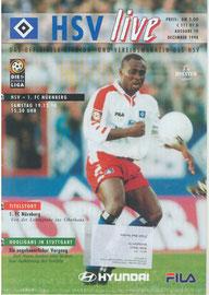 19.12.1998 Nr.10 HSV-1.FC Nürnberg
