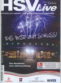 20.12.2009 Nr.9 HSV-Werder Wer???