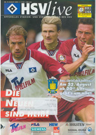 12.08.2000 Nr.1 HSV-1860 München