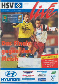 24.05.1997 Nr.17 HSV-Borussia Dortmund