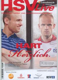 Nr.8 11.12.2010 HSV-Bayer Leverkusen