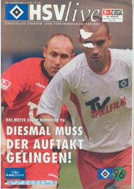 11.08.2002 Nr.1 HSV-Hannover