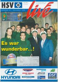 16.11.1996 Nr.7 HSV-Bayer Leverkusen