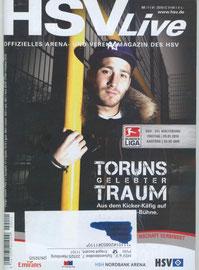 29.01.2010 Nr.11 HSV-Wolfsburg