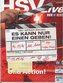 13.05.2006 Nr.17 HSV-Werder Bremen