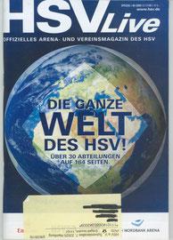 """HSV-Live-Spezial""""Die ganze Welt des HSV"""""""
