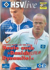 17.11.2001 Nr.7 HSV-Schalke