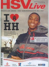 17.10.2009 Nr.5 HSV-Leverkusen