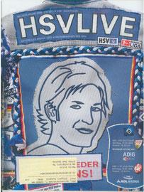 12.02. & 19.02 2005 HSV-Stuttgart & HSV-Kaiserslautern (Doppelausgabe)