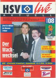 13.11.1993 Nr.08 HSV-Eintracht Frankfurt