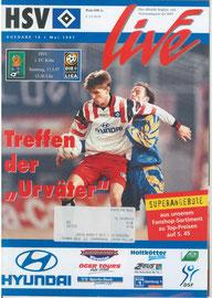 17.05.1997 Nr.16 HSV-1.FC Köln