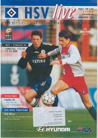07.11.1998 Nr.6 HSV-Schalke