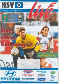 19.04.1997 Nr.14 HSV-Schalke