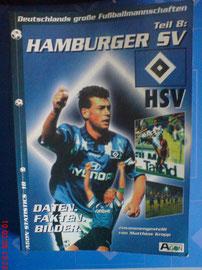Hamburger SV Daten,Fakten 1920 bis 1995