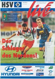 03.05.1997 Nr.15 HSV-Werder Bremen