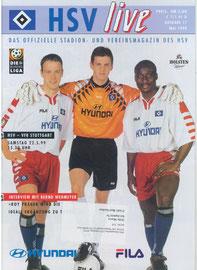 22.05.1999 Nr.17 HSV-VFB Stuttgart