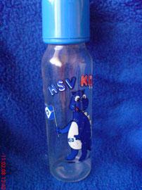 Eine Baby-Flasche