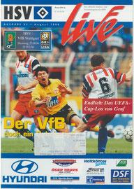 27.08.1996 Nr.2 HSV-VFB Stuttgart