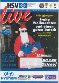 21.12.1997 Nr.10 HSV-Hansa Rostock