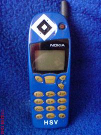 Mein 1.Handy mit HSV-Airbrush-Lackierung