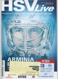 15.02.2009 Nr.10 HSV-Arminia Bielefeld