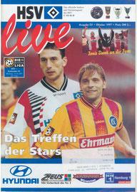 14.10.1997 Nr.5 HSV-Karlsruher SC