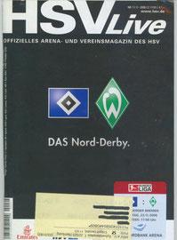 23.11.2008 Nr.7 HSV-Bremen