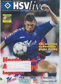 28.01.2001 Nr.9 HSV-Hertha BSC Berlin