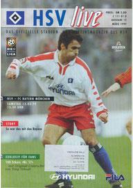 13.03.1999 Nr.12 HSV-FC Bayern