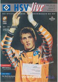 17.10.1998 Nr.4 HSV-MSV Duisburg