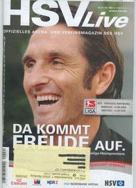 15.08.2009 Nr.1 HSV-Dortmund