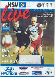 03.08.1997 Nr.1 HSV-Borussia Mönchengladbach